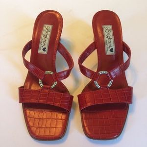 Brighton Terry Leather Sandals
